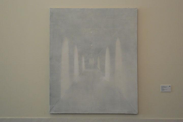 ハン・フェン《照明のついた廊下》愛知県美術館10階