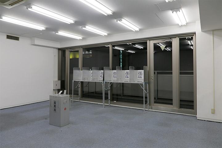 藤村龍至《あいちプロジェクト》中央広小路ビル2階
