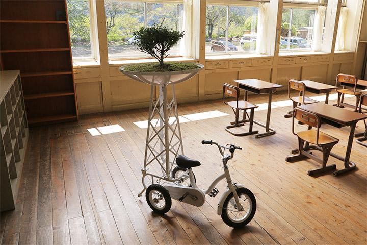 國府理《Mobile Garden》3年教室