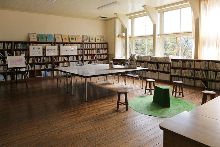 横山裕一 図書館