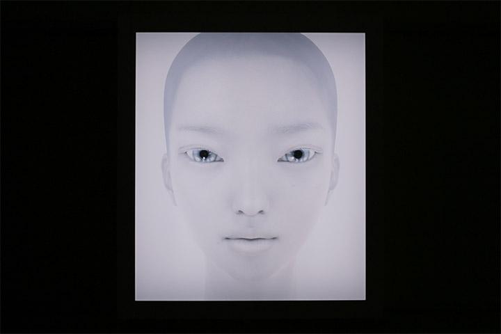 渡辺豪《face(