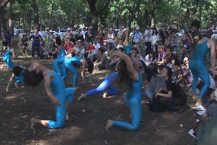 ボリス・シャルマッツ 「Quintette Cercle」名城公園
