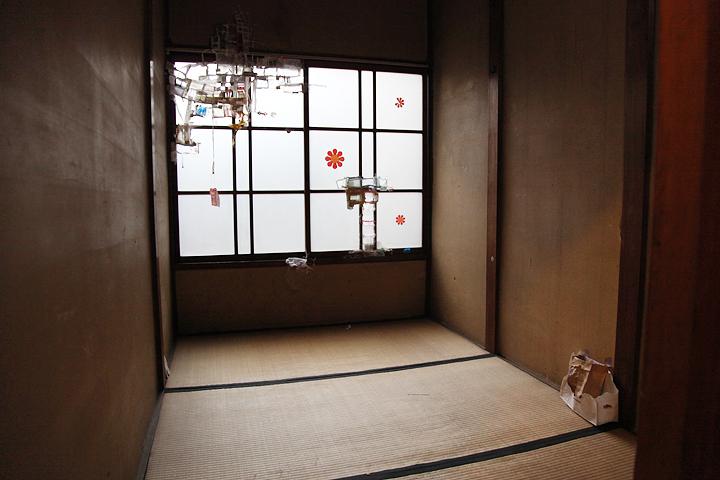 小栗沙弥子 「Works for SANJOU-HITOMA」エルメ長者町
