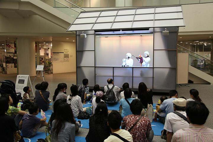 西京人『第2章 ここは西京-旅路は彼方の世界へ(あいちヴァージョン)』愛知芸術文化センター