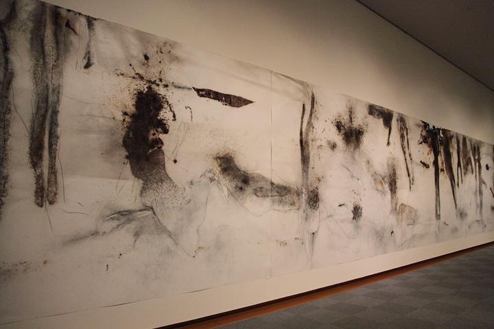 蔡國強(ツァイ・グォチャン)『美人魚(あいちトリエンナーレ2010のためのプロジェクト)』愛知県美術館