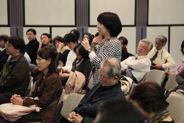 客席からも活発な発言が行われ、次回への課題も共有された