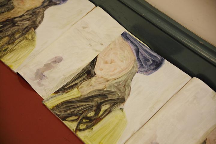 渡辺英司『バリエーションズ豊な橋』愛知大学大学記念館  1月17日(火)〜2月18日(土)