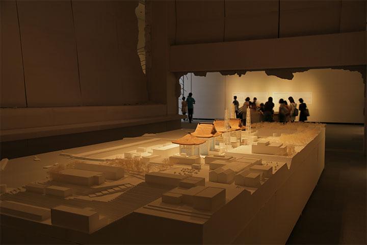 宮本佳明『福島第一原発神社』2012