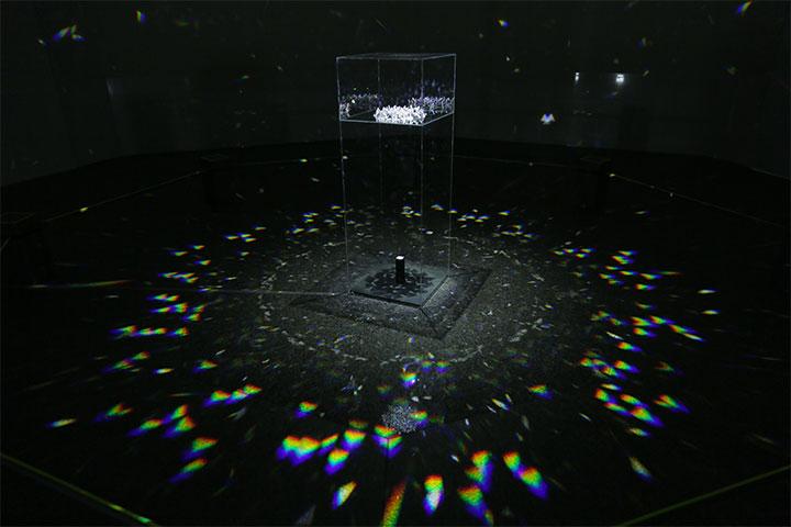 オノ・ヨーコ『光の家の部分』1966/2012