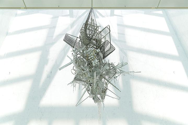 イ・ブル《星の建築 16》