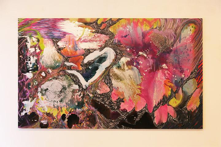 名古屋芸術大学《Primordial Essence -根源と本質》アートラボあいち1階