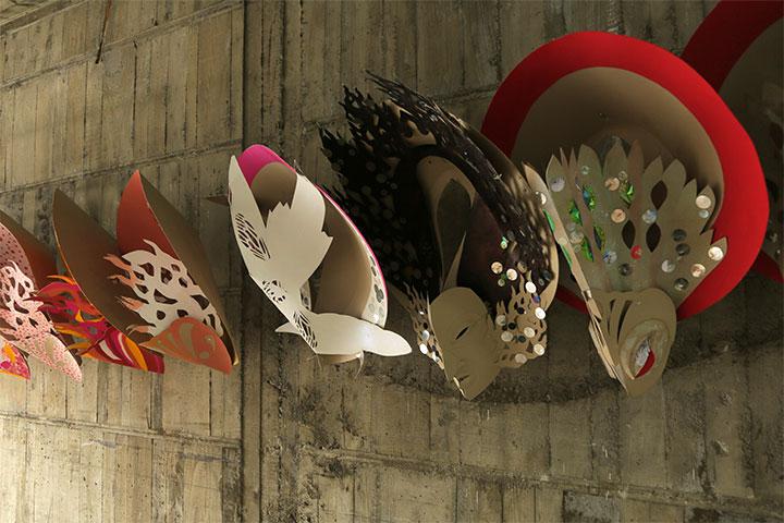 マーロン・グリフィス《太陽のうた》旧MURASOU 1階