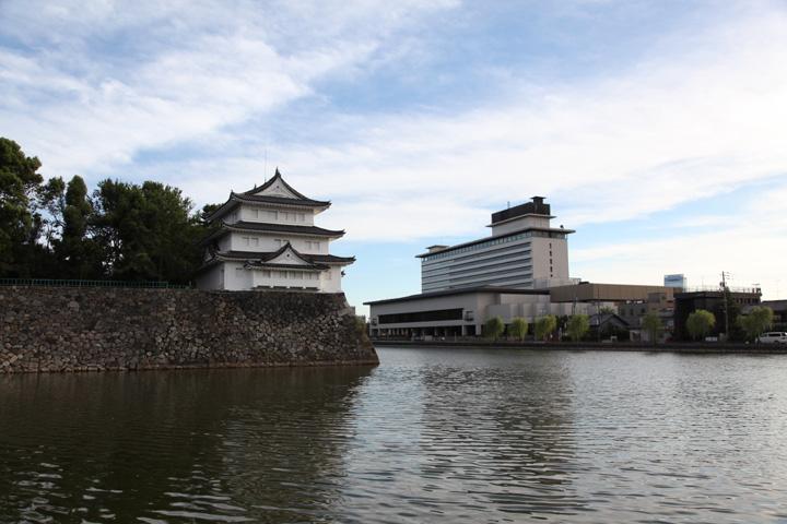 名古屋城西北隅櫓(清須櫓)とナゴヤキャッスル