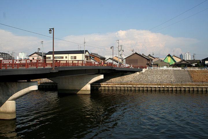 新川(江戸時代に開削された)