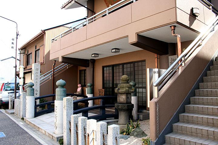 裁断橋・姥堂(現在)