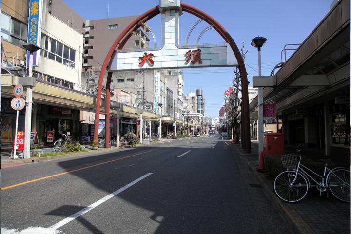 大須門前町美濃路(本町通)
