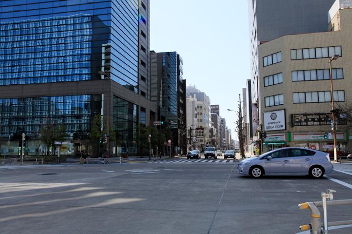 桜通本町南方向