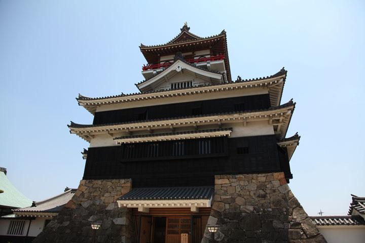 清須城復元