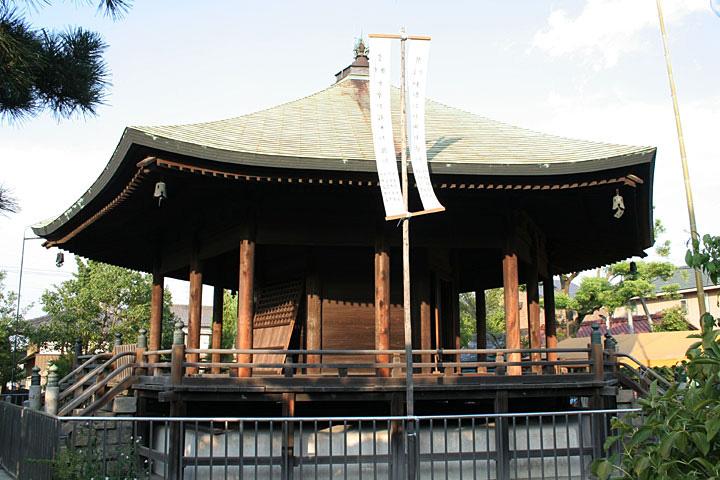 長光寺 六角堂