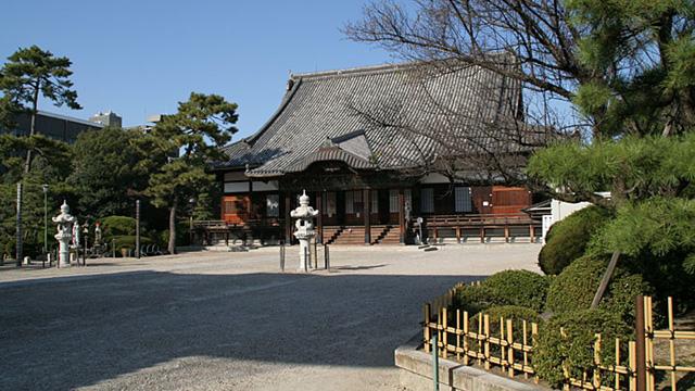 現在の風景 本堂
