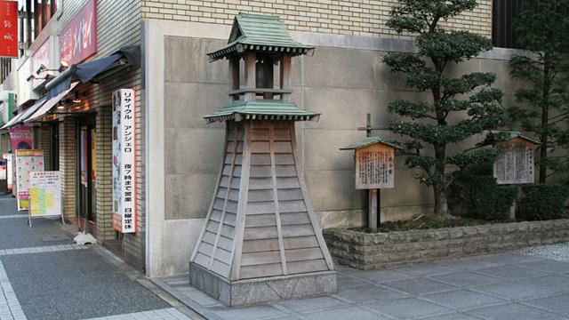 現在の風景 時の鐘