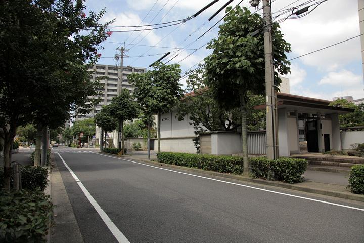 梅屋寺(禅寺町筋)