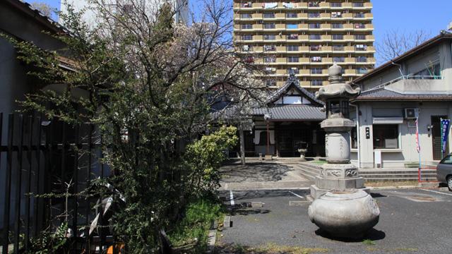 現在の七ッ寺境内