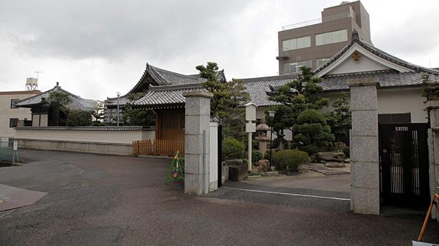 現在の妙安寺