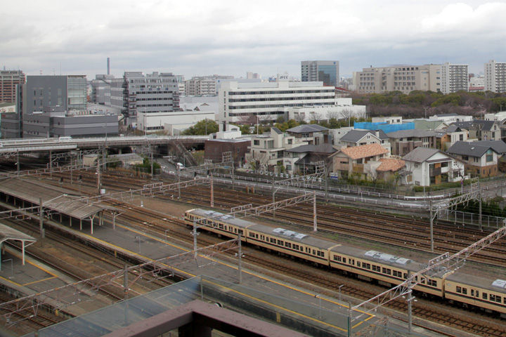 JR熱田駅周辺