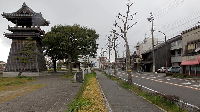 現在の風景 熱田区内田町