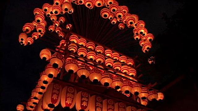 那古野神社例大祭 だんじり