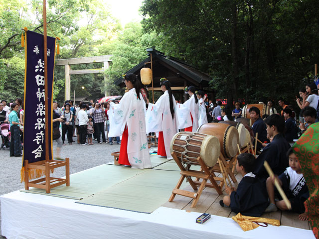 熱田神宮例祭(熱田まつり)