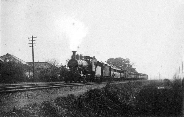 鉄道敷設5000マイル(名古屋市市政資料館所蔵の原版をデジタルリマスター)