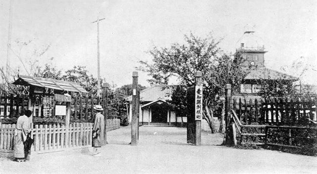 名古屋測候所(武平町)