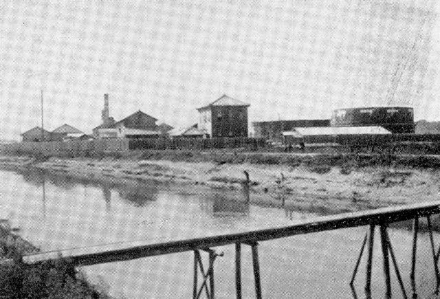 名古屋瓦斯工場