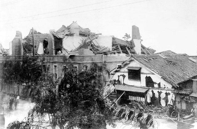 濃尾地震(鶴舞中央図書館所蔵の原版をデジタルリマスター)