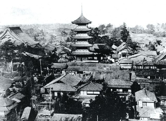 大須観音(名古屋市広報課所蔵の原版をデジタルリマスター)
