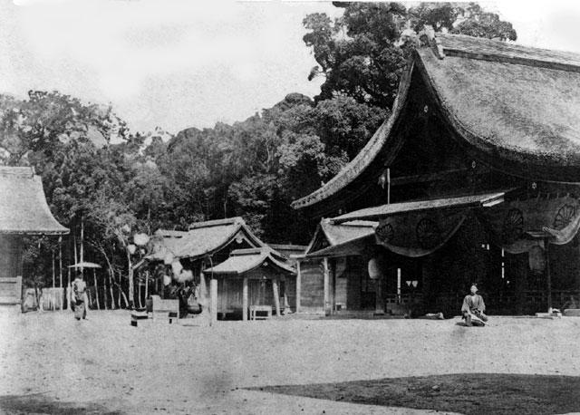 熱田神宮(鶴舞中央図書館所蔵の原版をデジタルリマスター)