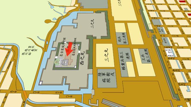 周辺拡大図(明治10年地図)