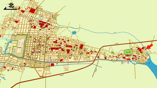 明治20年地図