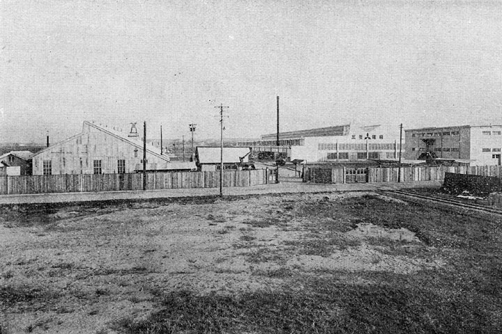 三菱電機名古屋工場