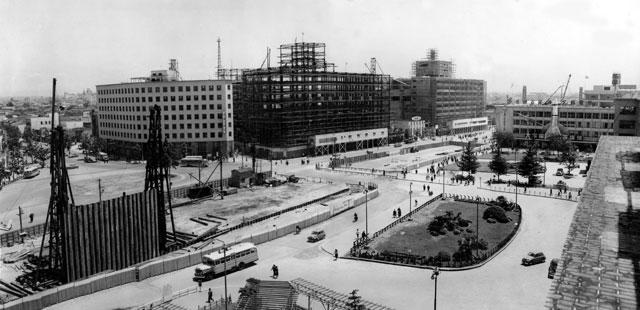 名古屋駅前地下鉄工事-名古屋都市センター所蔵の原版をデジタルリマスター