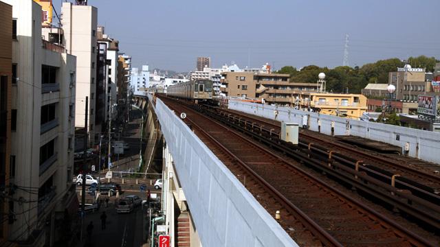 現在の大須観音 写真左、西門のところに仮本堂が建っていた。