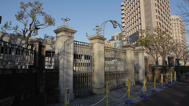 現在の風景(名古屋大学病院・名古屋大学医学部)
