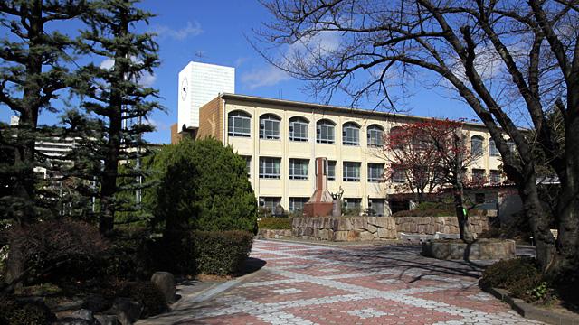 現在の幅下小学校