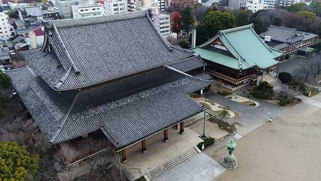 現在の東別院