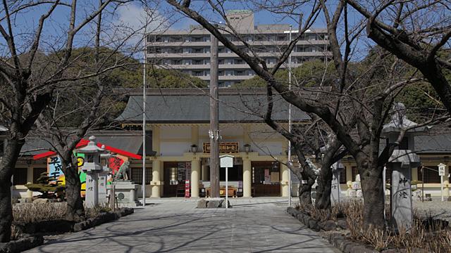 現在の愛知県護国神社