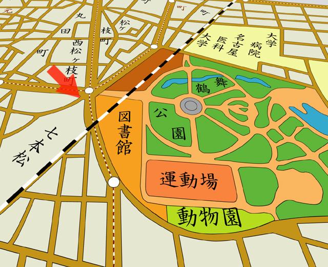 昭和8年地図