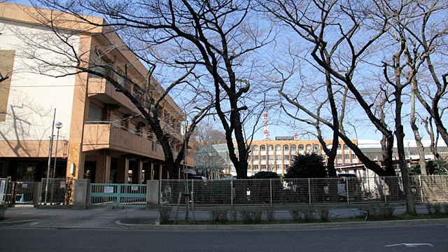 名古屋市立名城小学校