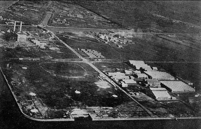 三菱重工業名古屋航空機製作所(鶴舞中央図書館所蔵の原版をデジタルリマスター)